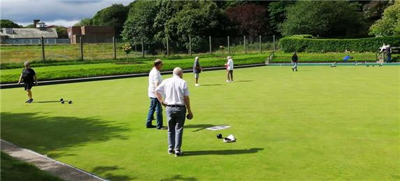 - Yorkshire Day Pairs Competition